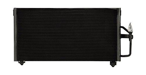 Mitsubishi Galant Ac Condenser Cooling (AC A/C CONDENSER FOR MITSUBISHI FITS GALANT 2.4 3.0 L4 4CYL V6 6CYL 4965)