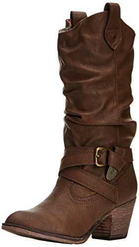Chocolate Marrón Botas Dog Rocket Sidestep mujer para ZUpxSv0