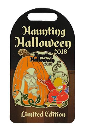 WDW Trading Pin - Haunting Halloween 2018 Jafar