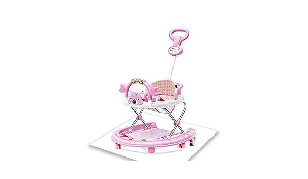 Yangs Andador de bebés, niño y niña Plegables 7-18 Meses Los niños ...