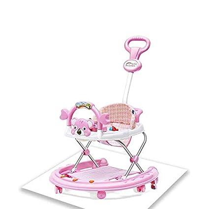 Yangs Andador de bebés, niño y niña Plegables 7-18 Meses Los ...