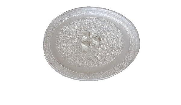 First4Spares placa de cristal para Kenwood hornos de microondas ...