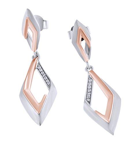 25 Ct Diamond Earrings - 1