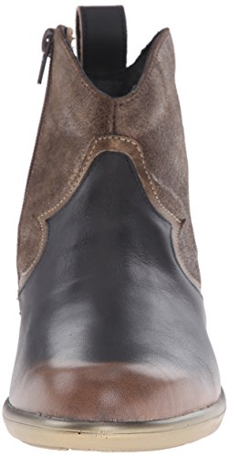 Suede Bronze Volcanic Women's Gold Shimmer Grecian Naot Sirocco Boot Leather Brown qAx0wf