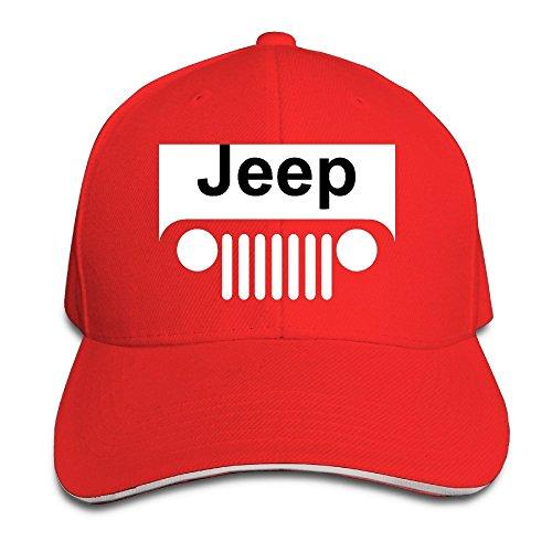 MaNeg Jeep Logo Sandwich Peaked Hat & - Dior Houston