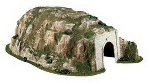 Woodland Scenics C1310 HO Scale Straight Tunnel by Woodland (Straight Tunnel)