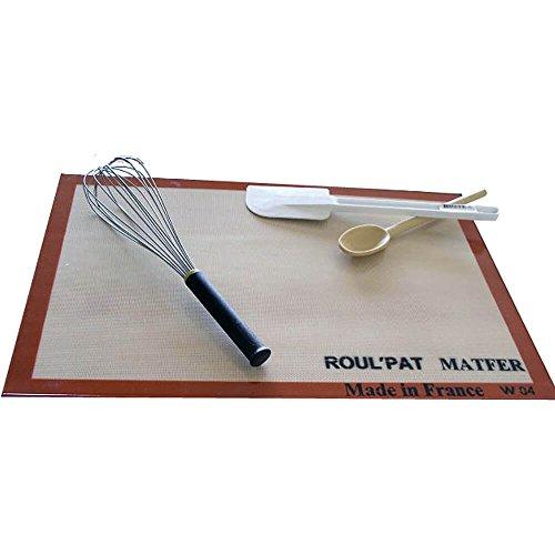 Matfer Bourgeat 321023 Roul'Pat 23'' x 15'' Dough Mat by Matfer Bourgeat