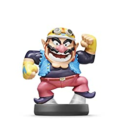 Wario amiibo (Super Smash Bros Series)