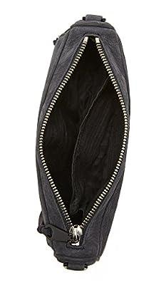 Rebecca Minkoff Women's Nubuck Mini MAC Cross Body Bag