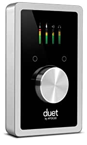 Apogee Duet 2 Audio Interface for Mac