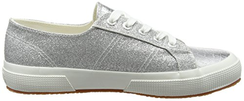 Grey Baskets Silver Multicolore Microglittercotmetcoccow Femme 031 2750 Superga Doré Orange 0vqRnEF