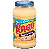 Ragu Cheese Creations Four Cheese Sauce, 16 Ounce - 12 per case.