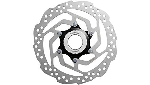 (Shimano Bicycle Disc Brake Rotor - SM-RT10-S (160mm))