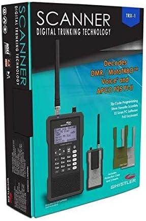 Whistler TRX-1 Escáner digital de mano