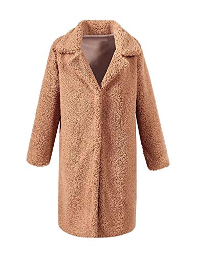D'agnello Giacca In Parka Angelspace Esterna Lunga Donne Pile Uno Calda Delle Outwear Lana vrvdEw1