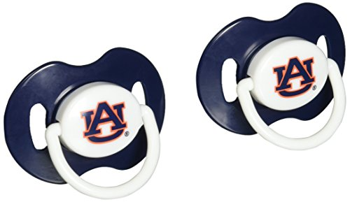 NCAA Auburn Tigers Pack Pacifier