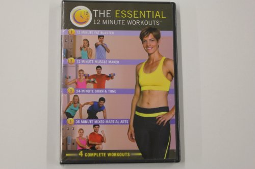 Food Lovers Fat Loss System - The Essential 12 Minute Workouts Dvd