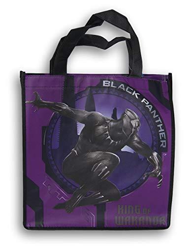 Marvel Purple Black Panther Tote Bag - 13 x 13 Inch