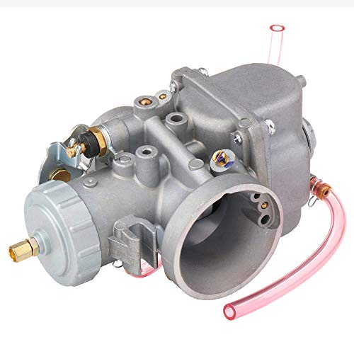 SCITOO VM34-168 42-6015 VM34SC Carburetor Fit for Mikuni VM 34mm 34 mm Round Slide Carb Carburetor