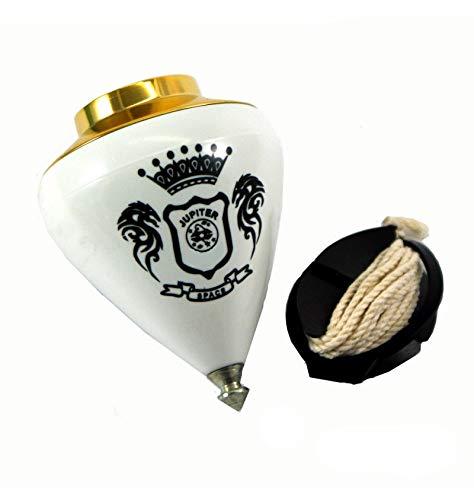Trompo Saturno Jupiter Roller de Tuprecionline®: Amazon.es: Juguetes y juegos