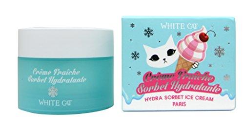 [White Cat] Hydrate Sorbet (Ice Cream Anti Aging Moisturizer)