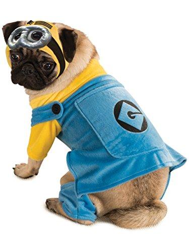 Despicable Me Minion Pet Costume, X-Large ()