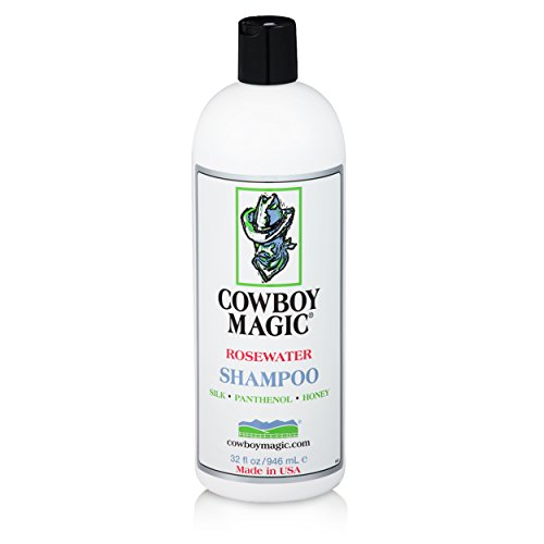 - Cowboy Magic Rose Water Shampoo 32 Ounce