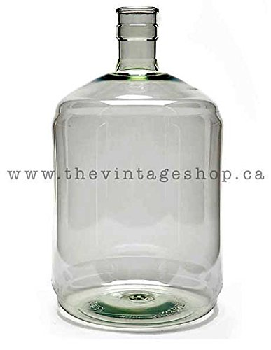 Carboy- Vintage Shop-6 Gallon Ported