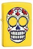 Zippo 24894 skull day of theIncShop dead lemon finish Lighter