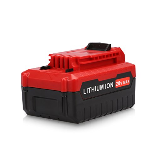 Energup 20V MAX 4.0AH Lithium Battery for Porter Cable PCC685L PCC680L Cordless Power Tools