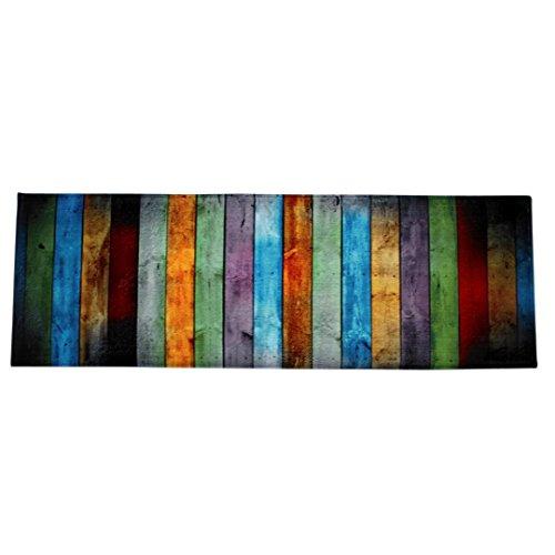 morecome Dining Room Carpet Soft Rug Bedroom Rectangle Floor Mat (40120CM)