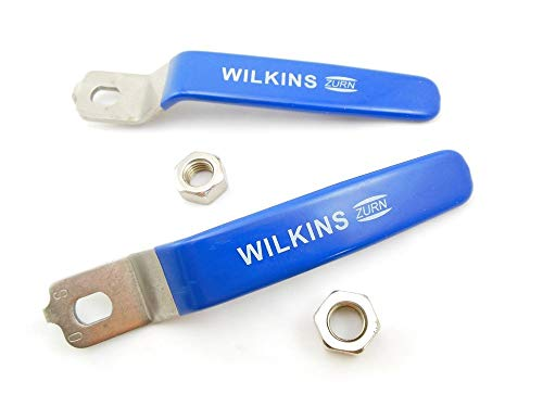 Wilkins Stainless Steel Replacement Handles for 1-1/2