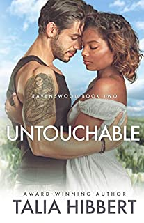 Book Cover: Untouchable: A Small Town Romance