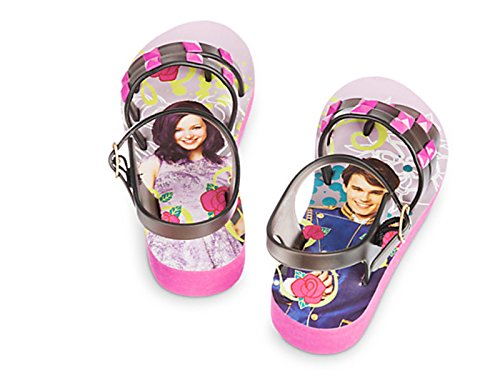 Price comparison product image Disney Girls Descendants Platform Sandals (2/3)