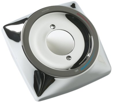 - Kohler 30321-CP PART Escutcheon Kit, Polished Chrome
