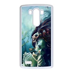 H-Y-G9067507 Phone Back Case Customized Art Print Design Hard Shell Protection LG G3