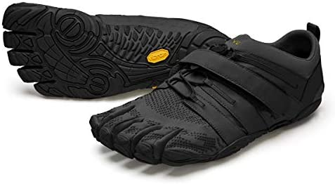 メンズ ランニング V-Train 2.0 Vibram FiveFingers 20M7701 (Black/Black, 28.5 cm)