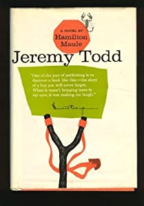 Hardcover Jeremy Todd Book