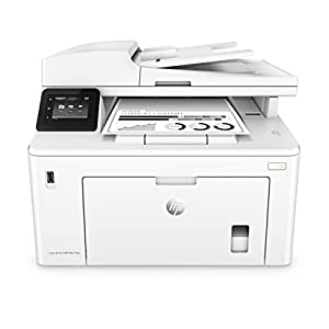 HP LaserJet Pro M227fdw All-in-One Wireless Laser Printer, Amazon Dash Replenishment ready (G3Q75A). Replaces HP M225dw Laser Printer