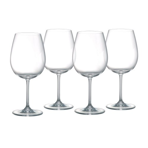 Marquis by Waterford 100-632 Vintage Full Body Red Wine Glasses, Set of 4 (Best Red Wine Brands In Usa)