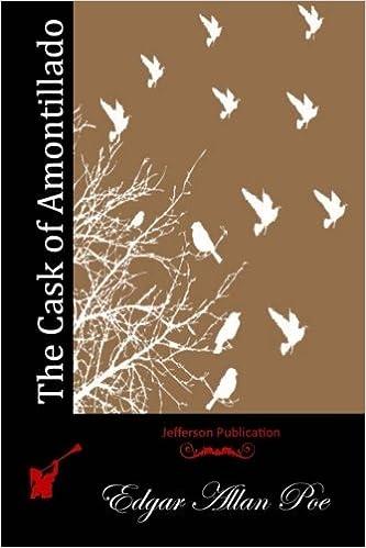 The Cask of Amontillado: Edgar Allan Poe: 9781512063257: Amazon ...