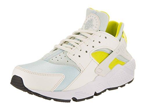 Zapatillas Nike Mujeres Air Huarache Run Running Sail / Glacier Blue / Elctroline