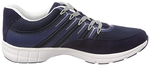 Gabor Blue Stringate Silb Nightbl Donna Sport Scarpe Derby Blu 67aS6x