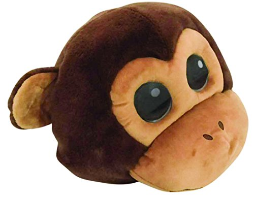 Rubie's Costume Co. Unisex Adult Plush Character Mask, As As Shown One Size