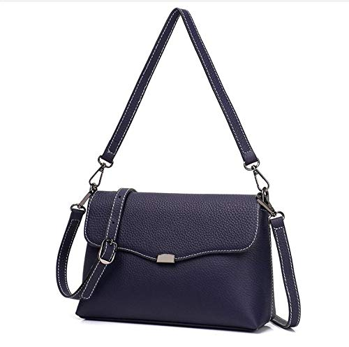 Baotou Cowhide Small Lady Bag Side Leather Bag Hongge Fashion Bag Oblique Shoulder Single Lady B Female Cowhide Layer OUWP6w