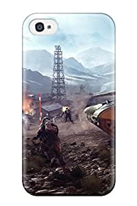Series Skin Case Cover For Iphone 4/4s(battlefield 4)