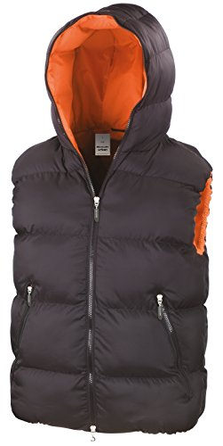 Gilet Noir orange Wear Noir Bas Outdoor Résultat Dax Bodywarmer Feel Mens zwY1q1