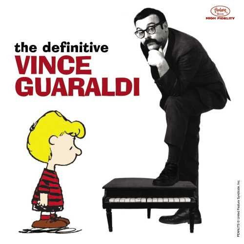 The Definitive Vince Guaraldi [4 LP Box Set]