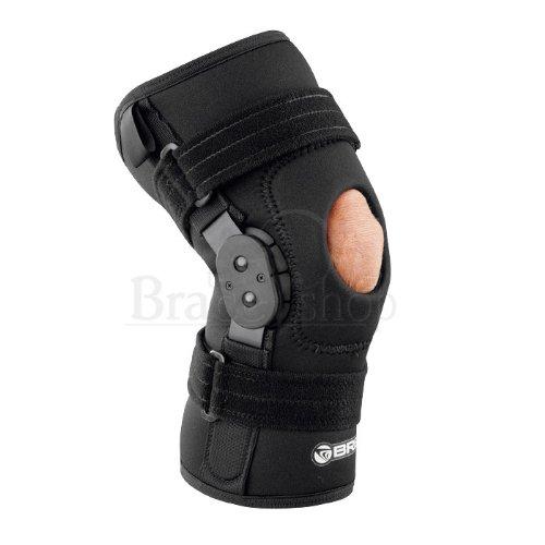 Breg ShortRunner Knee Brace (Large - Neoprene - Sleeve - Open Back) by Breg (Image #6)
