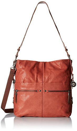 The Sak Sanibel Bucket Shoulder Bag, Sienna, One Size by The Sak